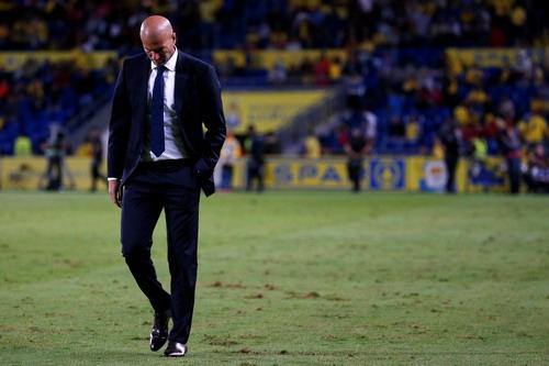 Real Madrid của Zidane bị cầm hòa 2 trận liên tiếp