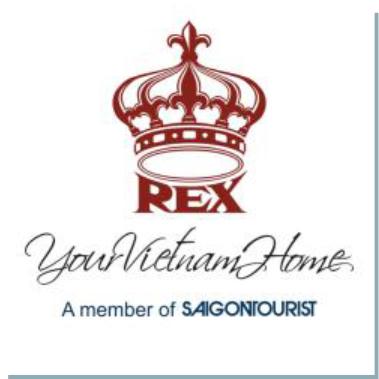 """Không khí mùa lễ hội tràn ngập """"ngôi nhà"""" Rex"""