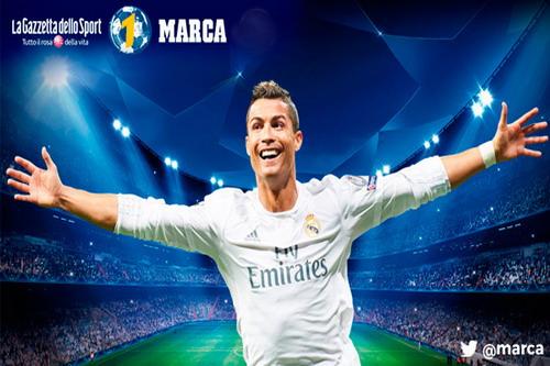 Ronaldo xuất sắc nhất Champions League 2015-2016