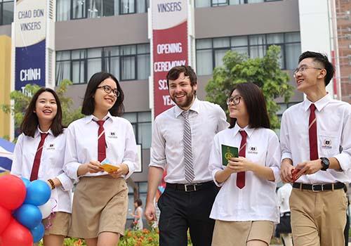 Sau 3 năm phát triển Vinschool đã trở thành hệ thống giáo dụcc lớn nhất cả nước với 13.000 học sinh