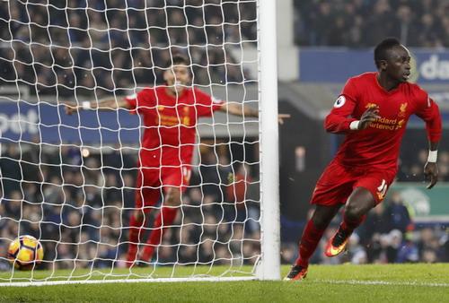 Liverpool sẽ thiếu vắng Mane trong tháng 1-2017