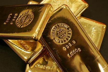 Một người đàn ông Pháp đã phát hiện 100 kg vàng bên trong căn hộ thừa kế. Ảnh: Reuters