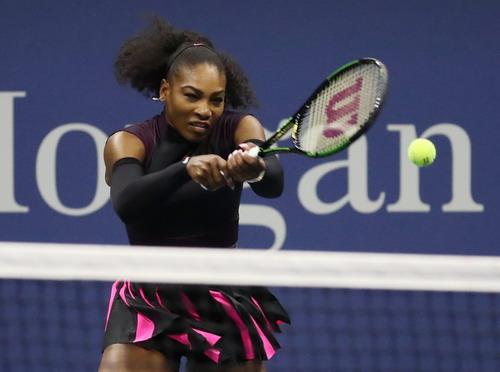 Serena đang hướng đến những kỳ tích mới