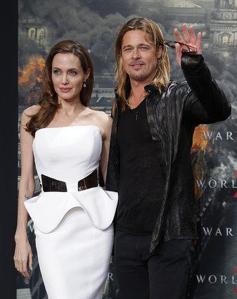 Brad Pitt và Angelina Jolie gặp rắc rối nhiều về chuyện con cái