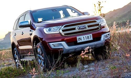Ford Vietnam đạt doanh số kỷ lục