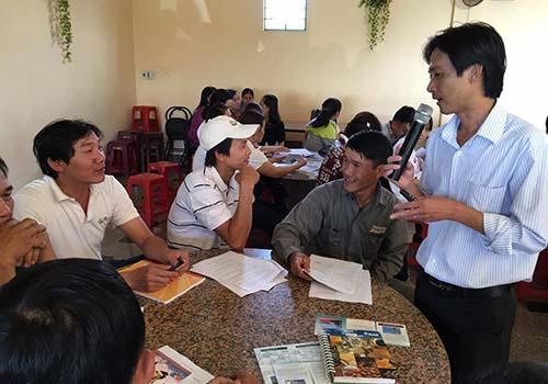 Tập huấn về Luật Phòng chống tác hại của thuốc lá và xây dựng môi trường làm việc không khói thuốc do LĐLĐ tỉnh Gia Lai tổ chức