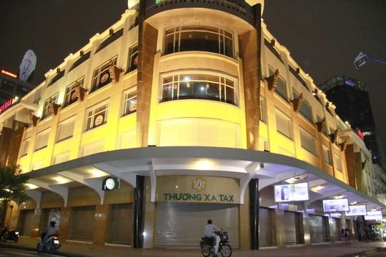 Thương xá Tax sẽ được tháo gỡ từ ngày mai 12-10