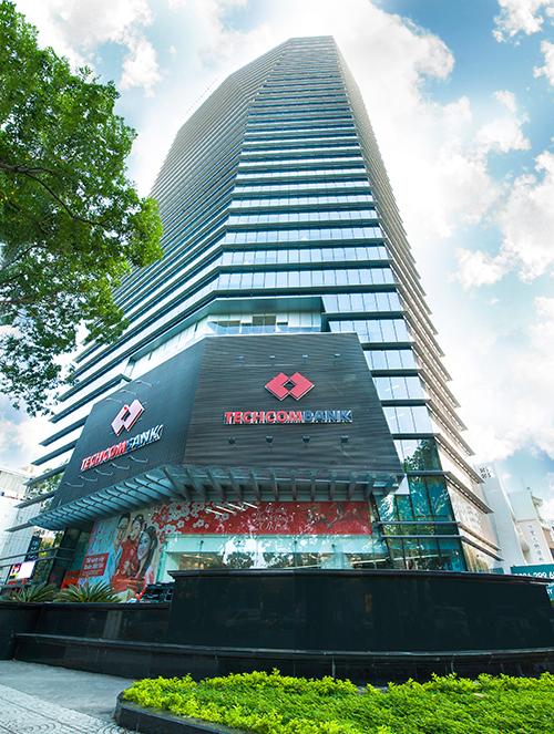 Trụ sở Techcombank