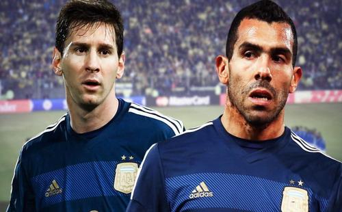 Tevez và Messi có cơ hội tái ngộ tại giải nhà nghề Trung Quốc?