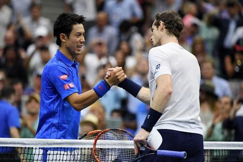 Murray thất bại cay đắng trước đối thủ Nhật Bản