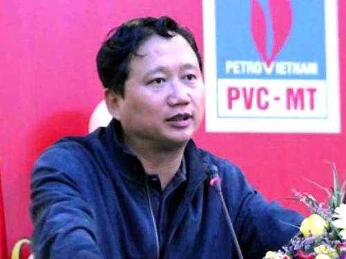 Ông Trịnh Xuân Thanh thời làm lãnh đạo tại PVC