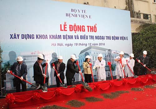 Thêm một bệnh viện tuyến cuối được xây dựng hiện đại