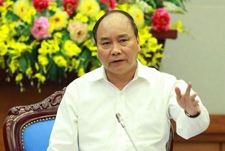 Thủ tướng Nguyễn Xuân Phúc có thư khen lực lượng chức năng đã sớm bắt giữ nghi can Doãn Trung Dũng - Ảnh: Quang Hiếu