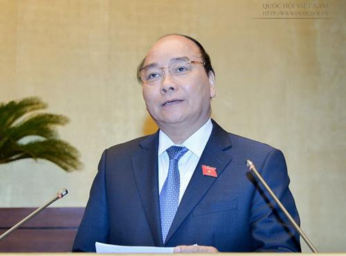 Thủ tướng Nguyễn Xuân Phúc tin tưởng quan hệ Việt Nam-Mỹ sẽ tốt hơn sau bầu cử Tổng thống Mỹ - Ảnh: Quochoi.vn