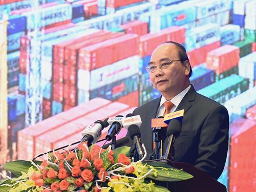 Thủ tướng Nguyễn Xuân Phúc đề nghị các nhà đầu tư cần có lời nói và hành động thống nhất