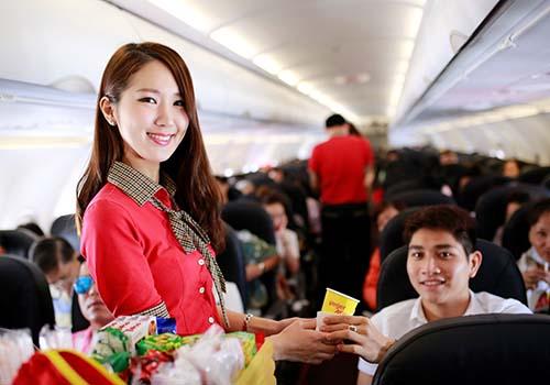Vietjet - đường bay kết nối Hà Nội-Busan