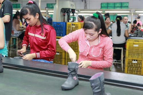Bảo đảm quyền thụ hưởng công nhân là trách nhiệm của người sử dụng lao động
