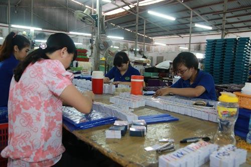 Giám sát điều chỉnh lương tối thiểu là ưu tiên hàng đầu của các cấp Công đoàn TP HCM