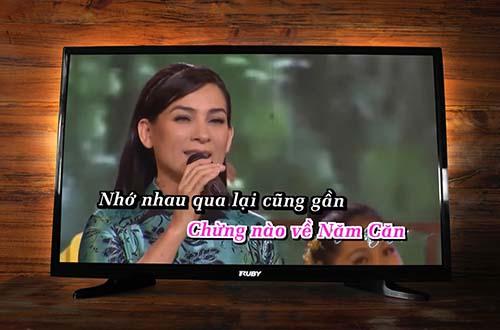 Với độ phân giải cao, hình ảnh trên karaoke sẽ mượt mà và chữ dễ đọc hơn