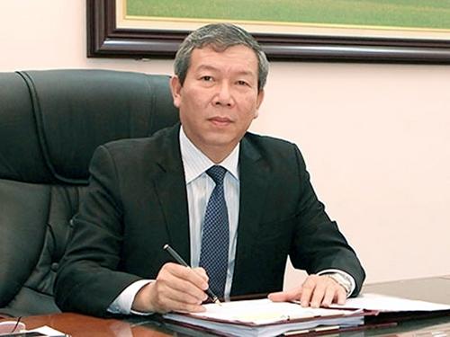 Bộ GTVT đã quyết định miễn nhiệm chức Chủ tịch Hội đồng thành viên Tổng Công ty Đường sắt Việt Nam, ông Trần Ngọc Thành - Ảnh: Báo Giao thông
