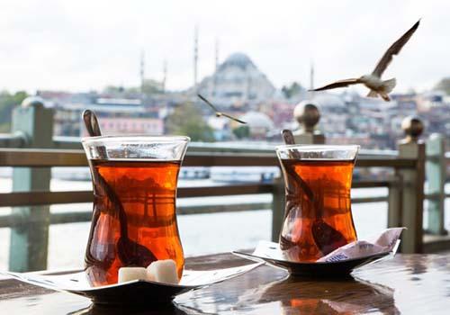 Thưởng thức văn hóa trà Thổ Nhĩ Kỳ