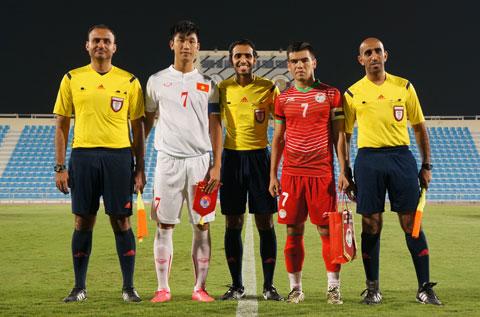 U19 Việt Nam và Tajikistan đã có trận giao hữu quan trọng trước thềm U19 châu Á