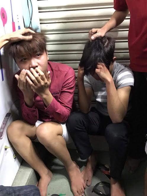 Nhóm cướp có hai anh em ruột bị bắt khi đang đưa chiến lợi phẩm đi bán