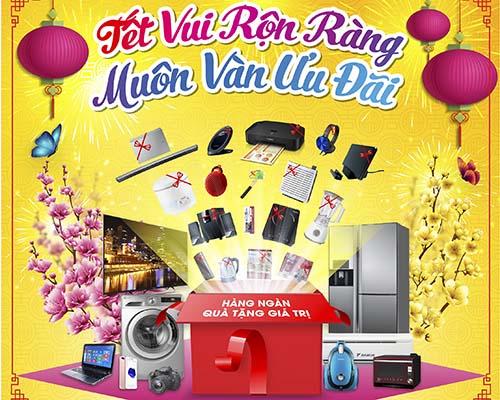 Nhiều ưu đãi tại Nguyễn Kim