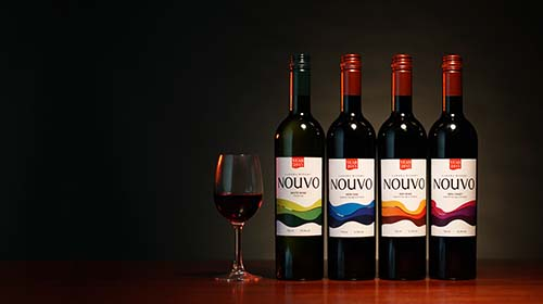 Vang Nouvo - Bước đột phá của Ladora Winery vào thị trường rượu vang Việt Nam.
