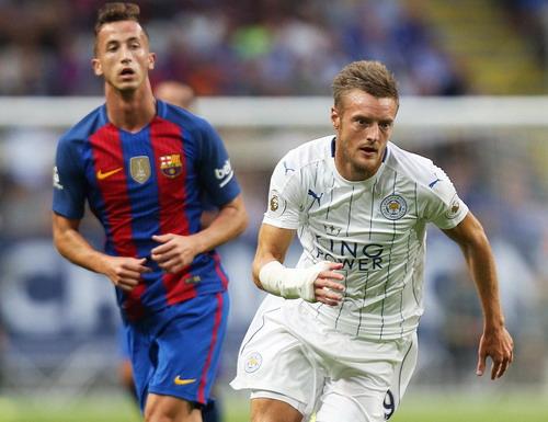 Những bàn thắng của Jamie Vardy mùa trước giúp Leicester vô địch
