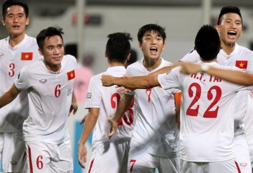 Chiến thắng lịch sử của U19 Việt Nam