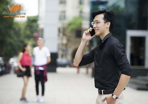 Vietnamobile: Giá cước gọi quốc tế bằng trong nước