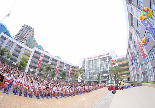 Trong tương lai, Tập đoàn Vingroup sẽ dành 5.000 ti đồng xây dựng 2 trường ĐH Y và ĐH Quốc tế theo mô hình phi lợi nhuận