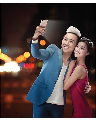 Vivo smartphone chính thức ra mắt Vivo Y55