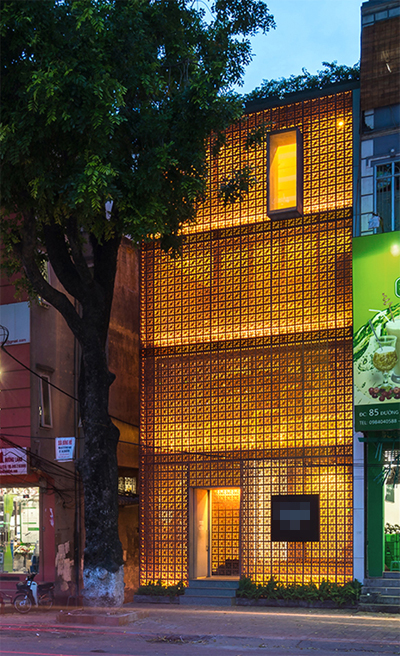 8 ngôi nhà ống Việt nổi bật trên báo nước ngoài