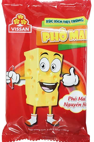 Sản phẩm mới VISSAN phục vụ thị trường Tết
