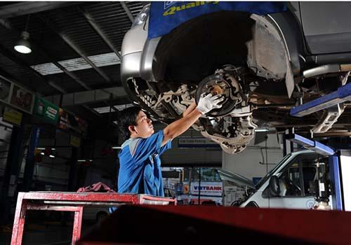Saigon Ford khai trương xưởng dịch vụ 2S