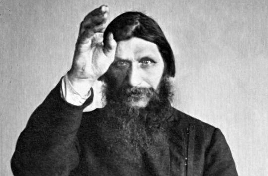 Grigory Rasputin. Ảnh: RT