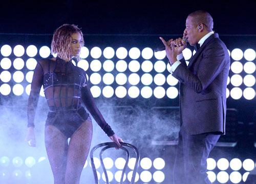 Siêu sao Jay Z chào đón quý tử song sinh bằng album mới - Ảnh 1.