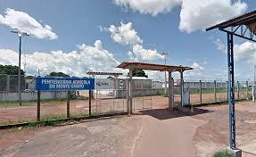 Nhà tù Penitenciária Agrícola de Monte Cristo. Ảnh: UOL