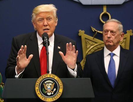 Hoạt động chống khủng bố đầu tiên do Tổng thống Donald Trump phê duyệt đang bị điều tra. Ảnh: REUTERS