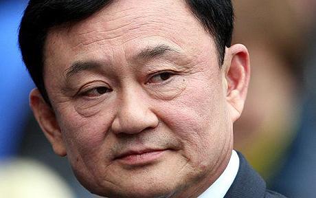 Cựu Thủ tướng Thaksin Shinawatra. Ảnh: TOP NEWS