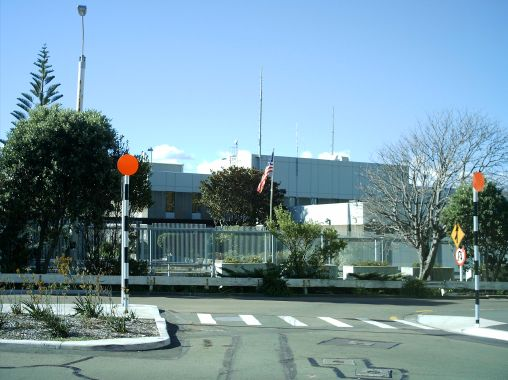 Đại sứ quán Mỹ tại Wellington. Ảnh: WIKIPEDIA