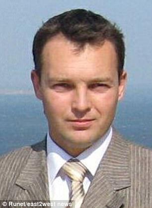 Sergei Mikhailov. Ảnh: RUNET