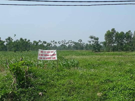 14 cựu cán bộ tại Đồng Tâm giao sai hàng ngàn m2 đất, ăn tiền tỉ - Ảnh 1.