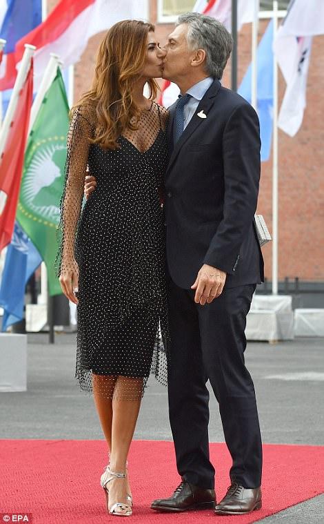 Những khoảnh khắc thú vị tại Hội nghị G20 - Ảnh 14.