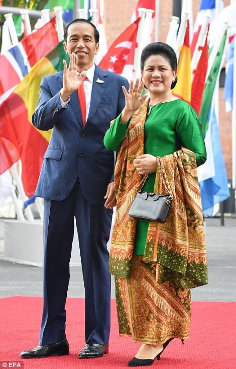 Những khoảnh khắc thú vị tại Hội nghị G20 - Ảnh 19.