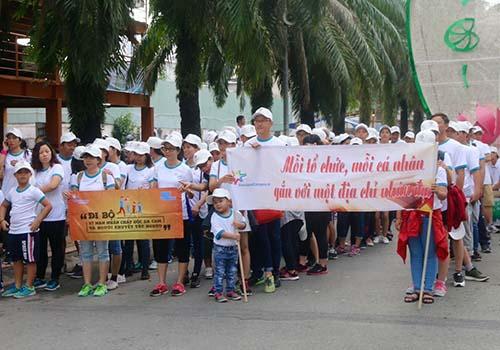 """FrieslandCampina Việt Nam """"Vì nạn nhân chất độc da cam và người khuyết tật"""" - Ảnh 2."""