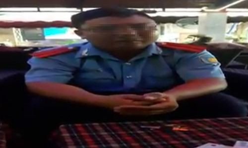 Thanh tra giao thông van vỉ ở Đồng Nai là ai? - Ảnh 1.