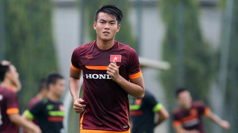 Phạm Hoàng Lâm quyết tâm tỏa sáng trong màu áo Long An để ghi điểm trong mắt HLV Hữu Thắng ở tuyển Việt Nam